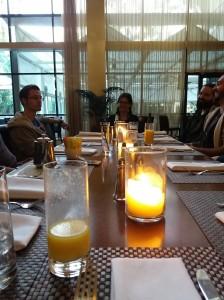 kolacja w hotelu